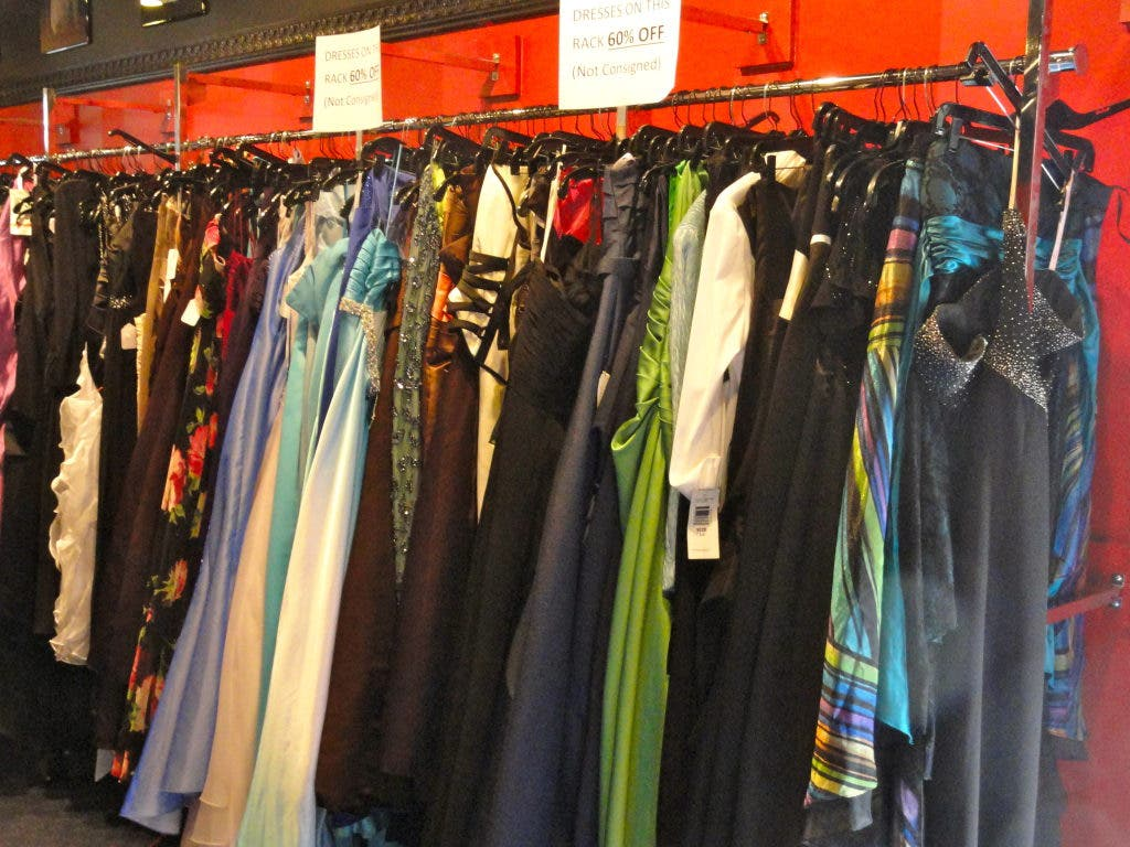 Prom Dresses for $1 at Springfield