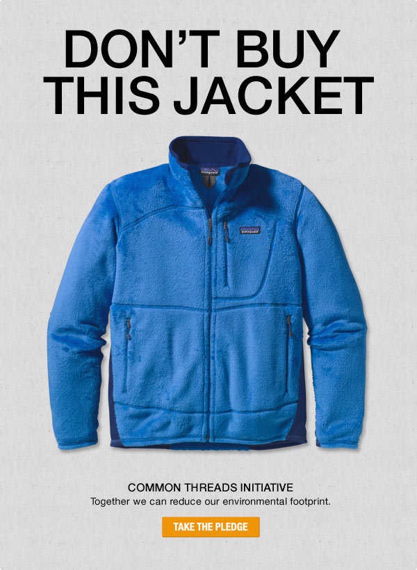 Black Friday Patagonia Urges Celebrate The Stuff You Already Own Saratoga Ca Patch