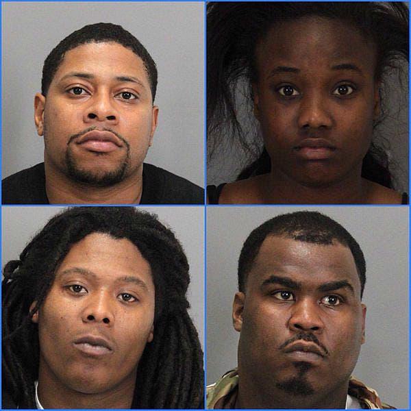 Auto Burglary Stakeout Nabs Four In Palo Alto Palo Alto