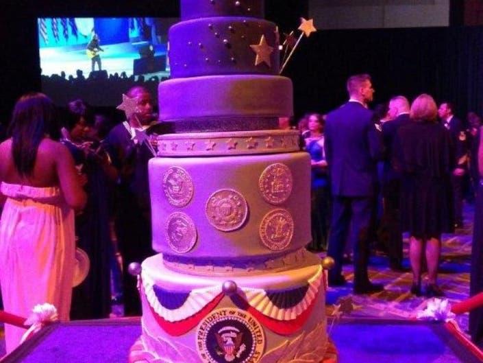 Obama S Inaugural Food Duff Goldman S Cakes Had Stillwater Ties