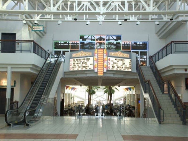 North Riverside Park Mall To Appear In Action Thriller Contagion