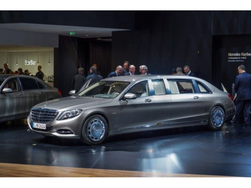 new $1m armored mercedes-maybach s600 arrives | greenwich, ct patch
