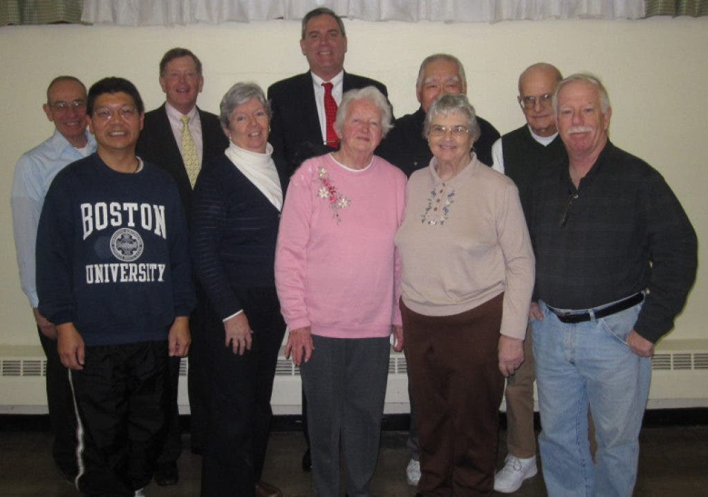 Norwood Bank Donates 4 000 To The Ecumenical Community
