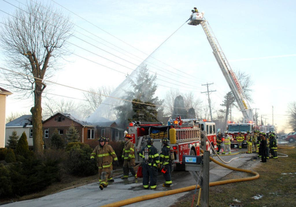 Electrical Wiring to Blame for Vine Street House Fire | Burr