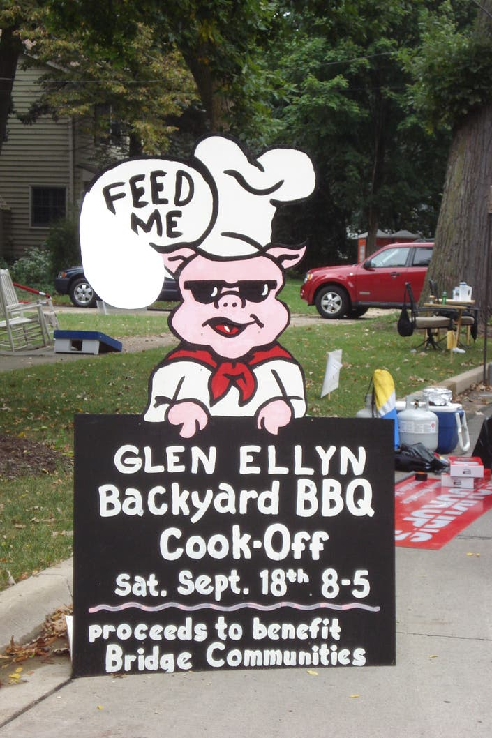 Glen Ellyn Backyard BBQ Competition Fires Up for the Third ...