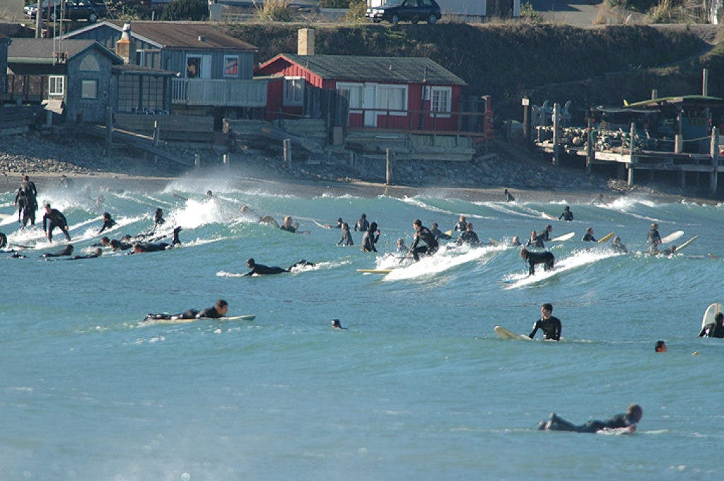 Enforce Surfing Etiquette On The Crowded Seas Pacifica Ca Patch
