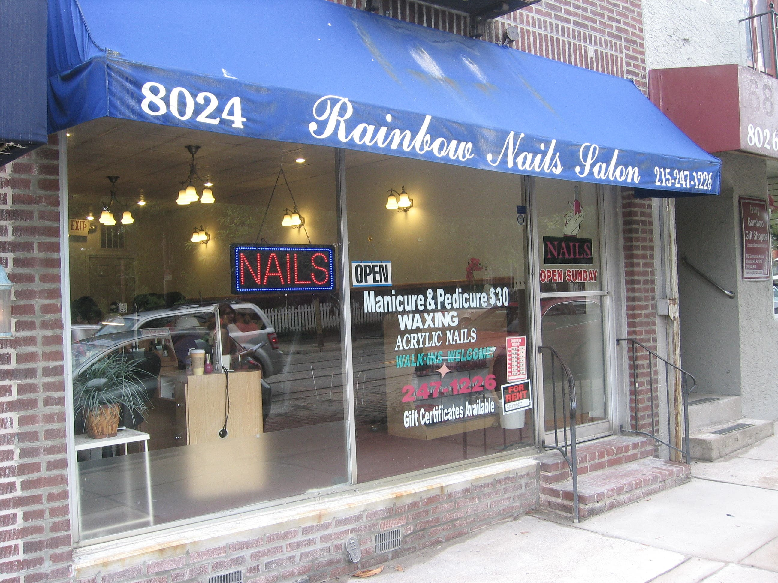 Great Escape Nail Salons Chestnut Hill Pa Patch