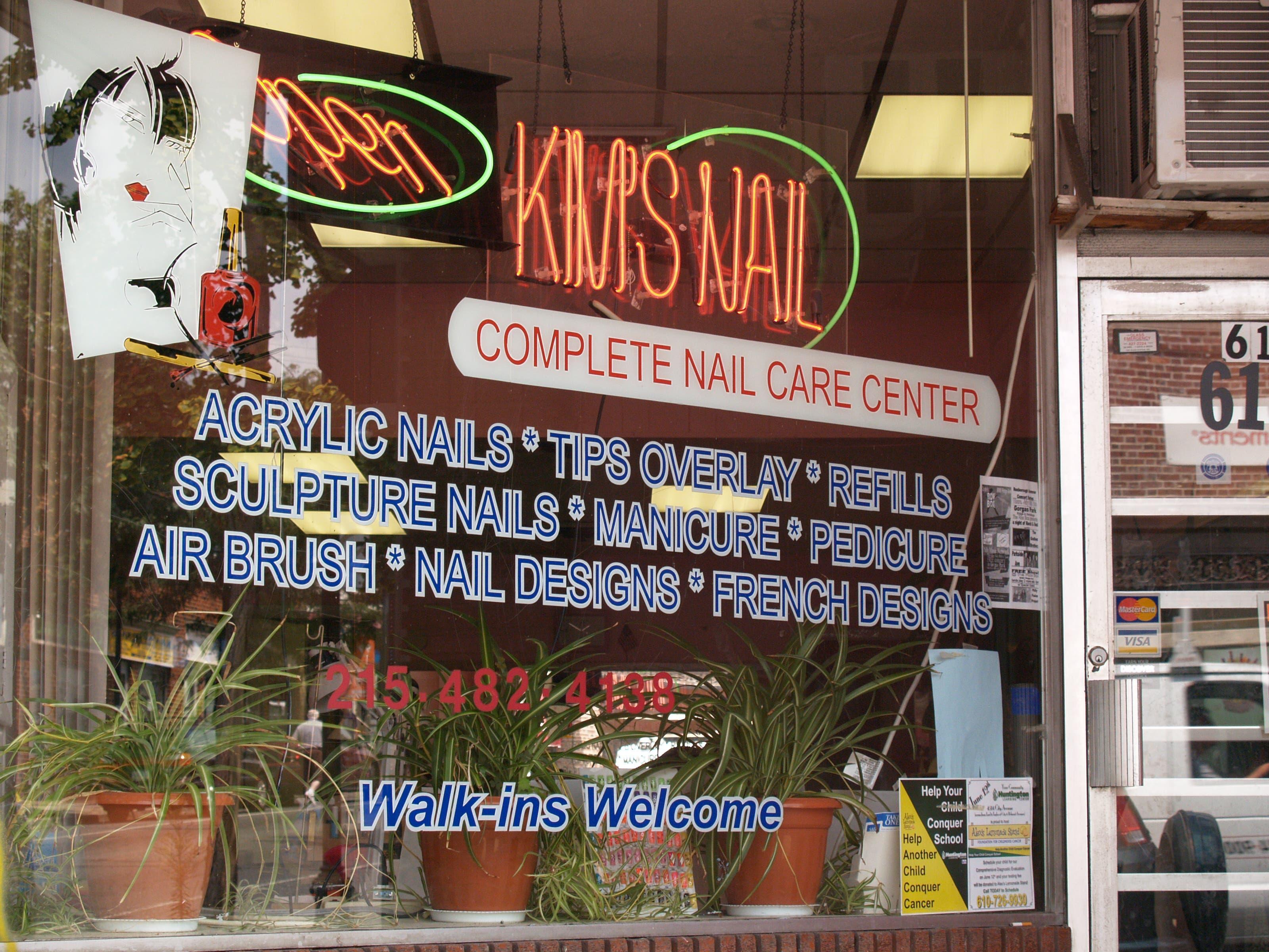 Great Escape Nail Salons Roxborough Pa Patch