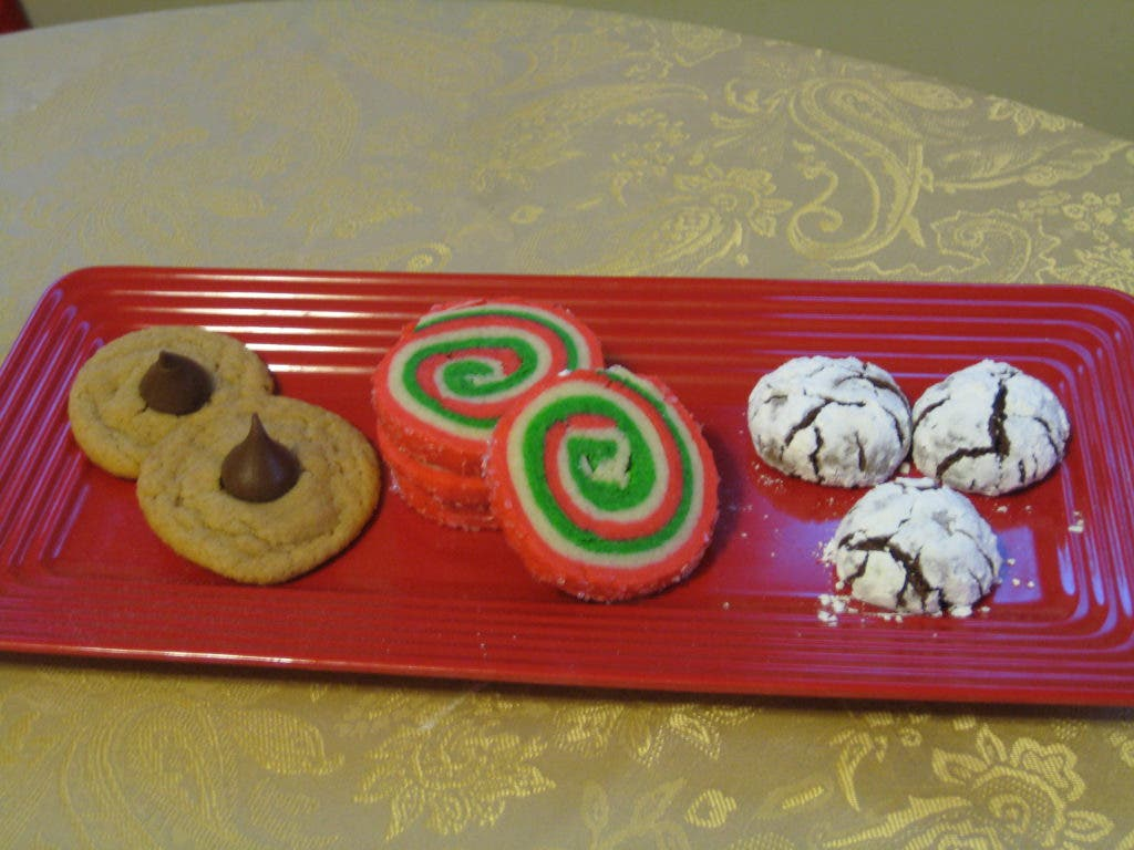 A Tasty Trio Of Christmas Cookies Somerville Ma Patch