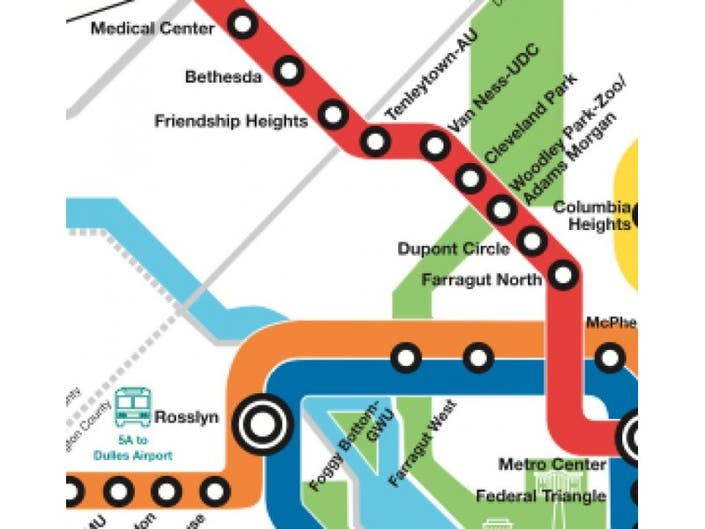 What's Up With the Metro: July 15-17 | Georgetown, DC Patch