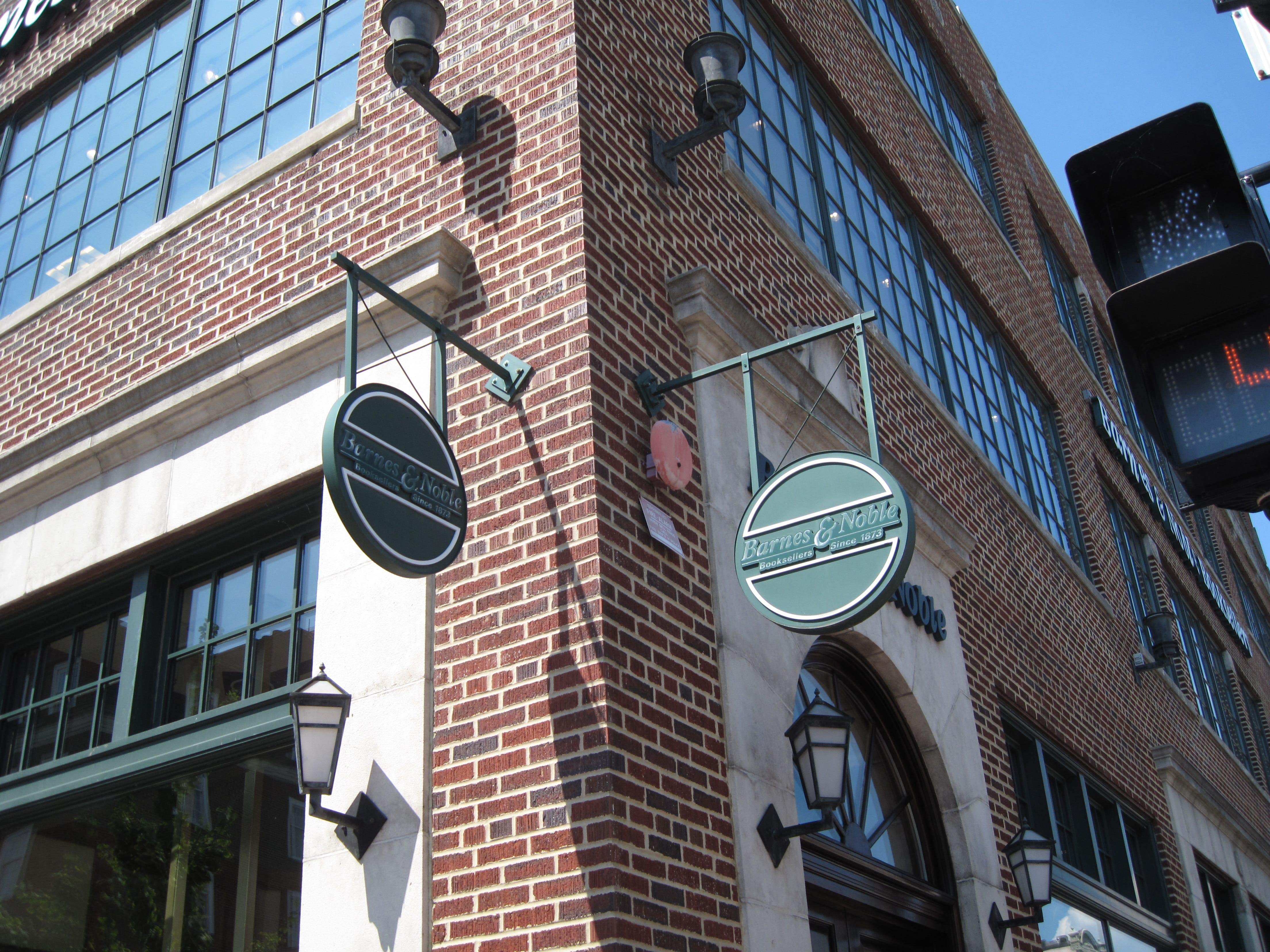 Nike Seeks Storefront Changes and Sign Approval   Georgetown