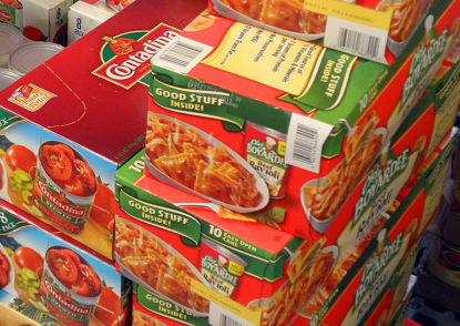Norwood Food Pantry Runs Low On Basics Needs Donations