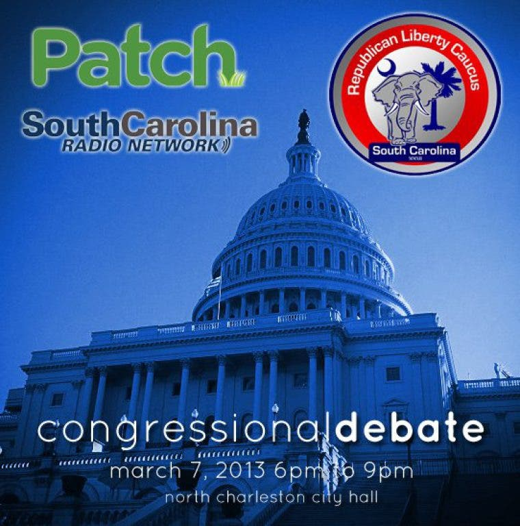 Watch the Patch/RLCSC Debate of SC1 GOP Candidates Here