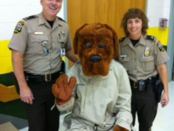 LCSO Announces McGruff Safety Camps Dates   Ashburn, VA Patch