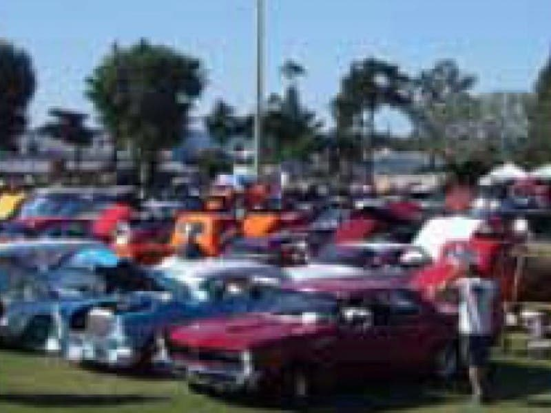 Sundays The Rancho San Antonio BBQ And Classic Chevy Show - San antonio car show parking