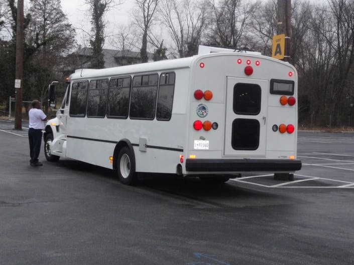 M Route Bus Will Get New Schedule on Jan  3 | Odenton, MD Patch