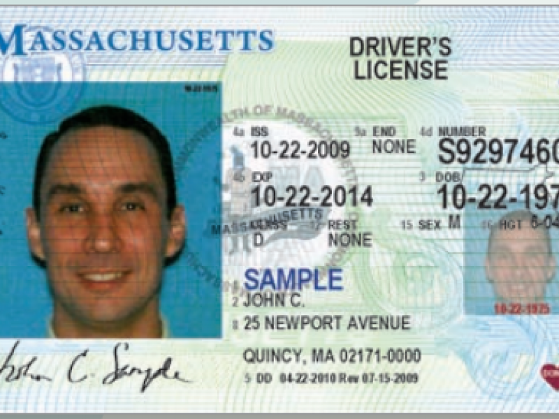 Again Forget Never License Patch A Ma Renewal South End Driver's