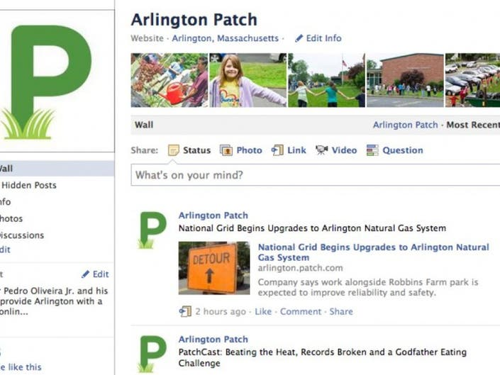 Social Media Saturday: Local Candidates Hit Facebook | Arlington, MA