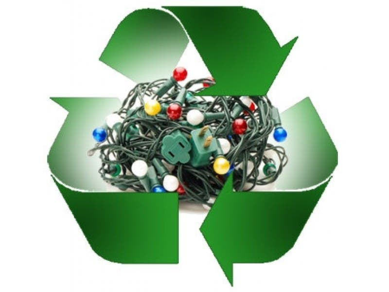 Where to Recycle Old Christmas Lights in Maple Grove | Maple Grove ...