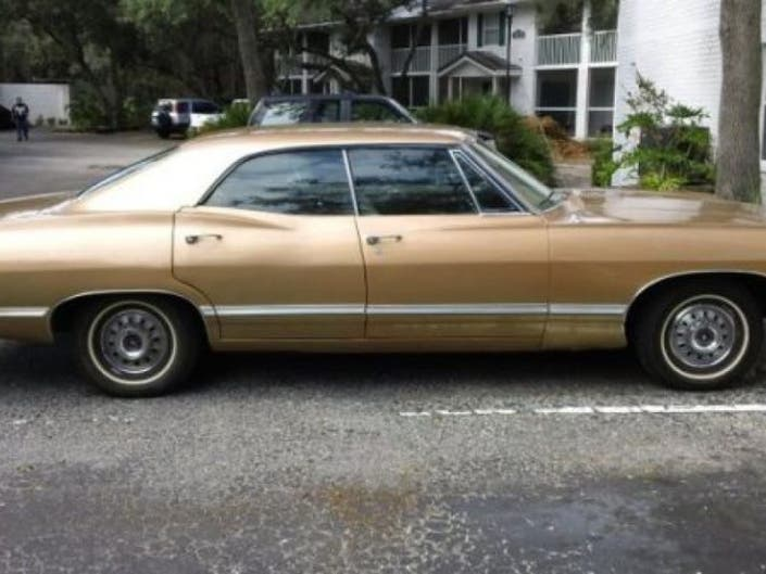 1967 Chevy Impala Craigslist >> New Tampa Craigslist Finds Include 67 Chevy Impala Spa Chair New