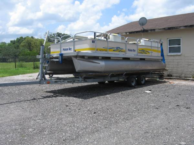 Land O' Lakes Craigslist Finds: Pontoon Boat, Bamboo, Clothing By