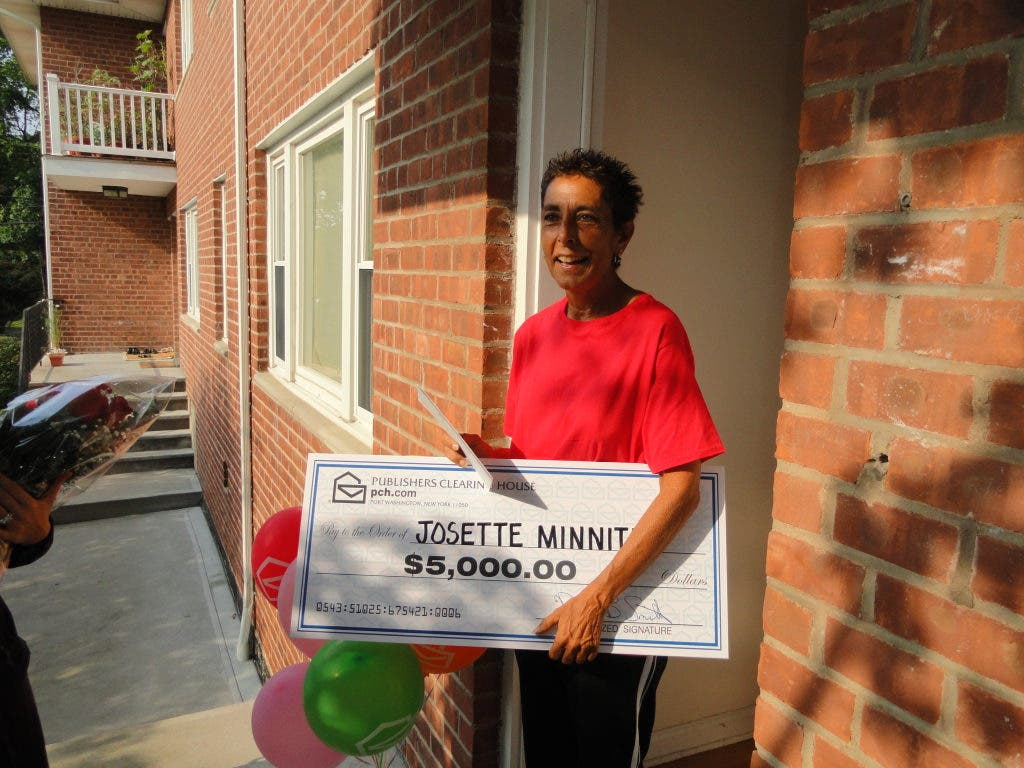 Sweepstakes Prize Patrol Surprises Rye Woman | Rye, NY Patch