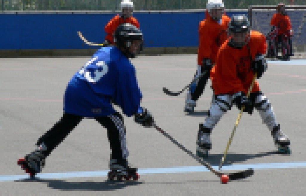 The John J  McMahon Jr  Roller Hockey League is Registering