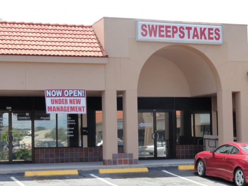 Sweepstakes cafe for sale in florida