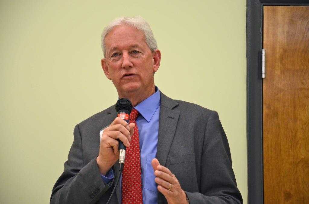 State Rep Distict 65 Candidate Carl Zimmermann Palm
