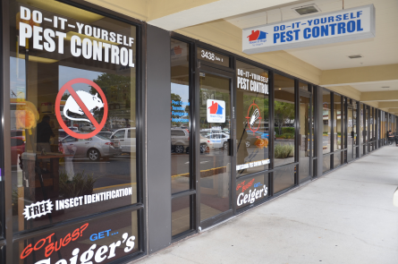 Bed Bug Zapper and More at New DIY Pest Control Store | Palm