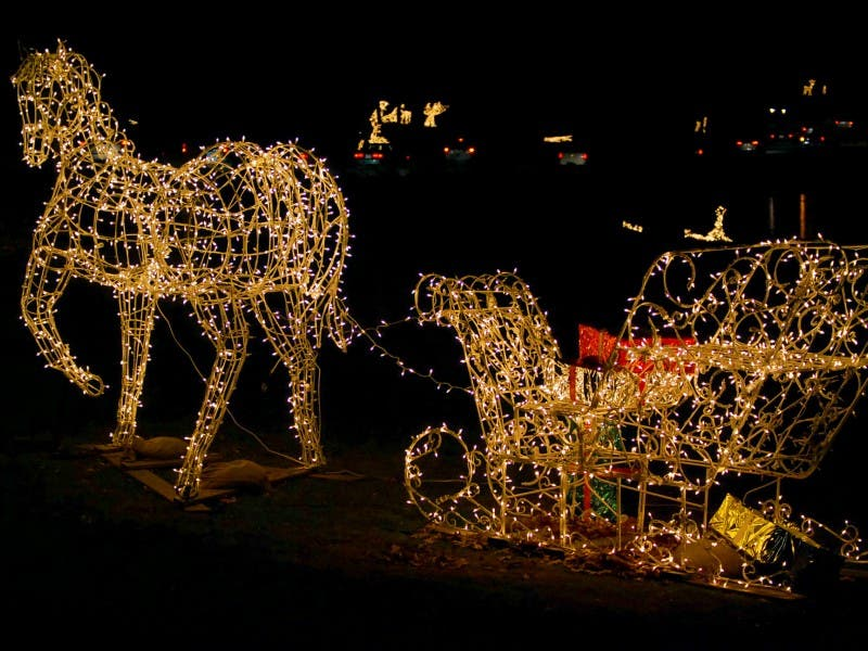 Silver Lights Festival at Hubbard Park | Meriden, CT Patch