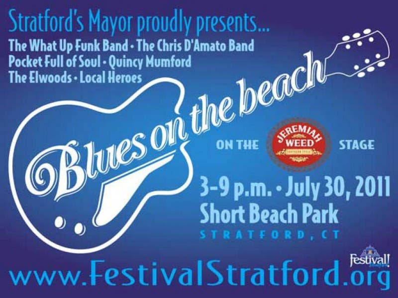 Quincy blues in the park