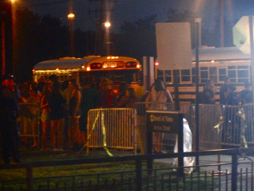 Tell Us: Should the Shuttles to PNC Arts Center Continue