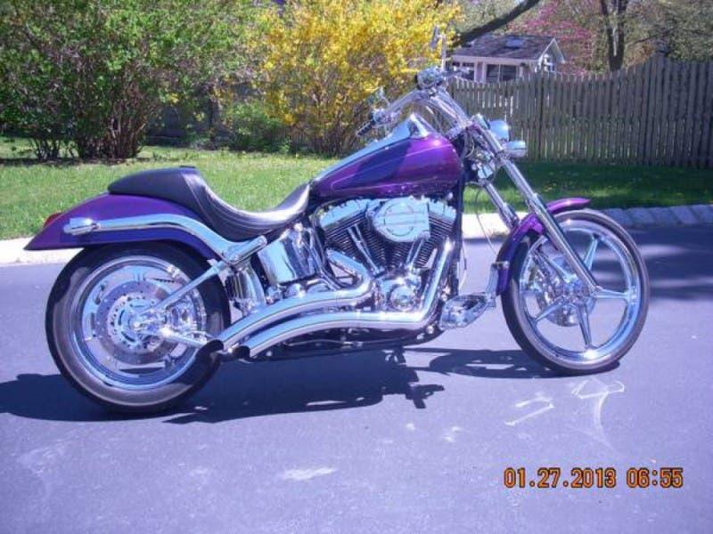 Craigslist: Custom Harley Davidson and World's Fair Antique
