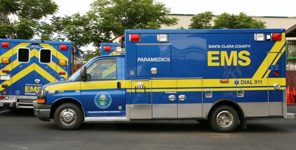 Ambulance Companies to Change on July 1 | Milpitas, CA Patch