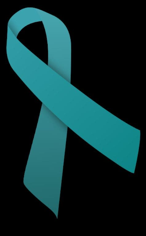 Cancer Survivor Brings Teal Around Town To Cary Crystal Lake Il Patch