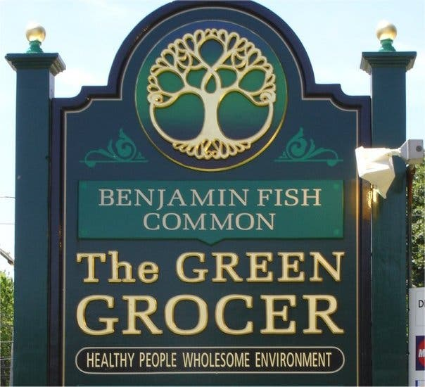 The Green Grocer Bags Its Own Rewards | Portsmouth, RI Patch