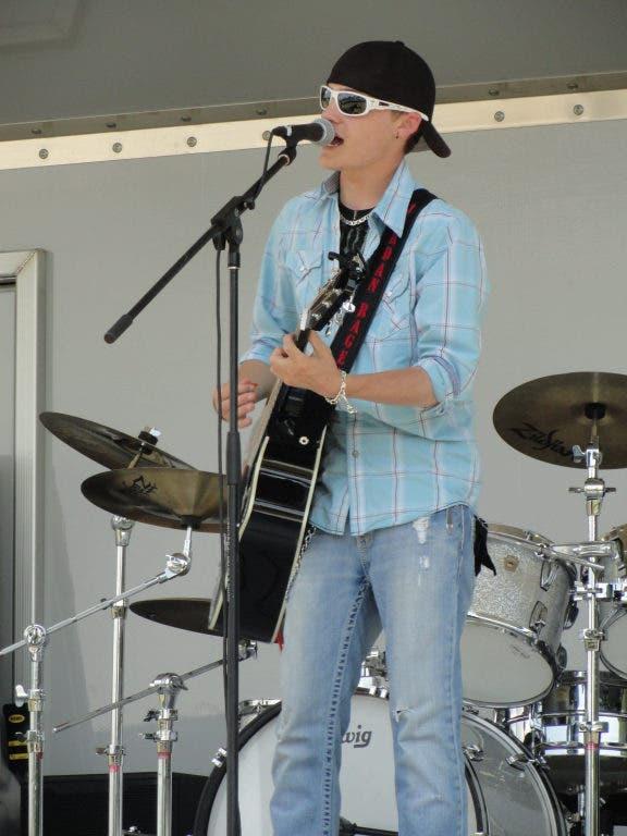 JORDAN RAGER's song debuts on 94.9 The Bull | Loganville ...