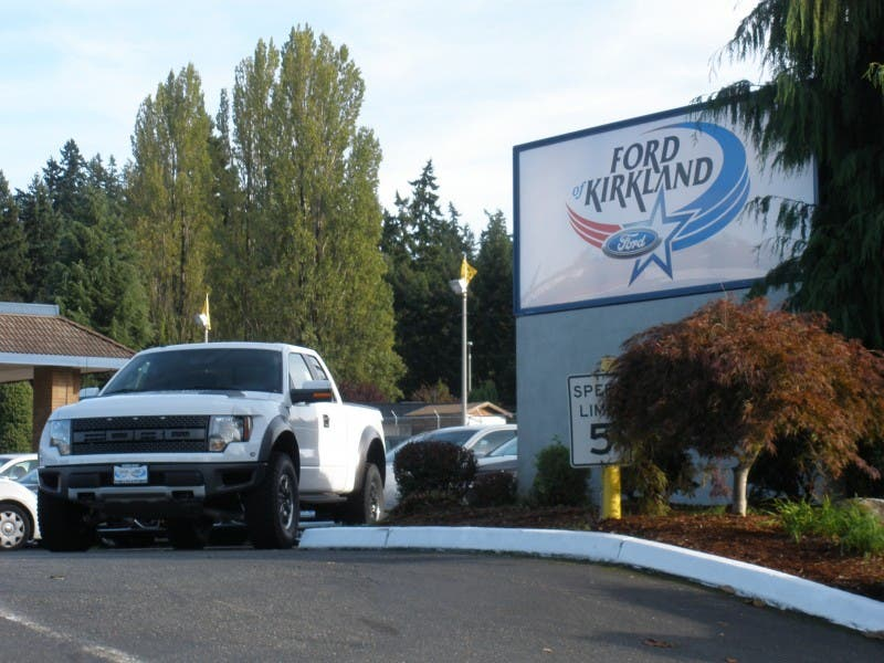 ford of kirkland wins company honors for 2012 | kirkland, wa patch