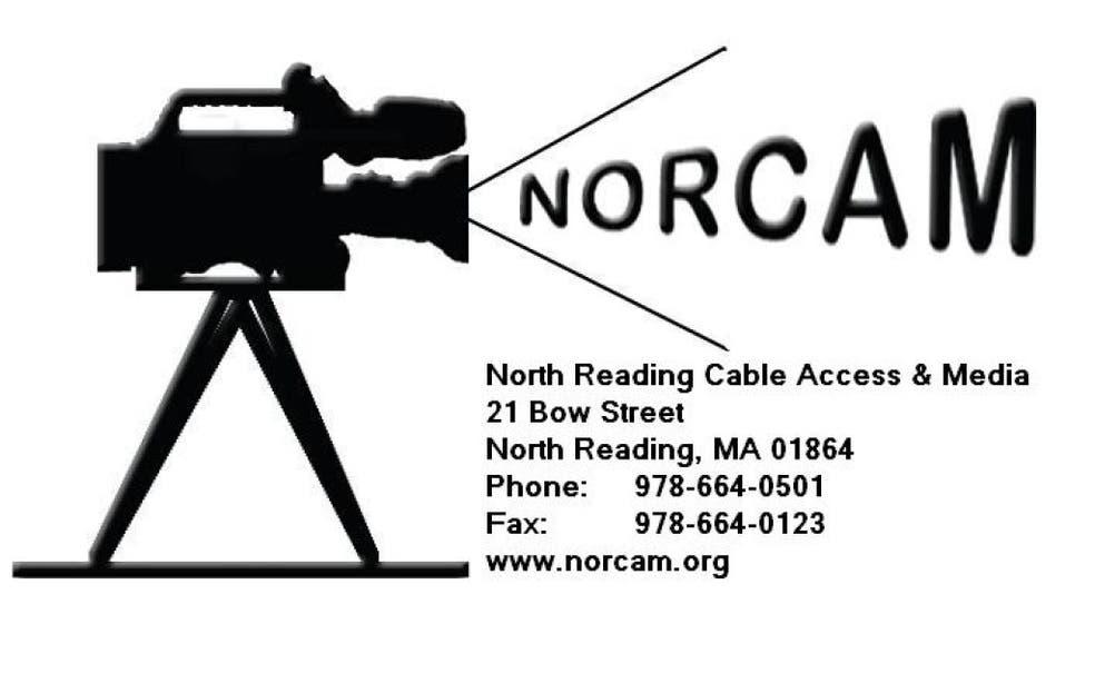 Norcam, Inc On-Air Program Schedule Week of Saturday 3/23