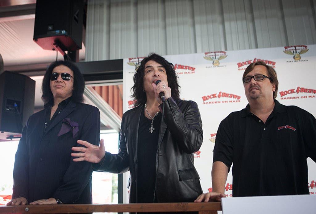 KISS Rock Stars Open New Rock & Brews PCH   Redondo Beach, CA Patch