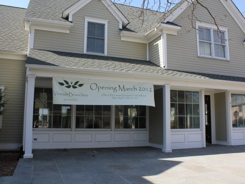 ... Olive Oil and Vinegar Tasting Room and Cafe to Open in Greenport-0 ... & Olive Oil and Vinegar Tasting Room and Cafe to Open in Greenport ...