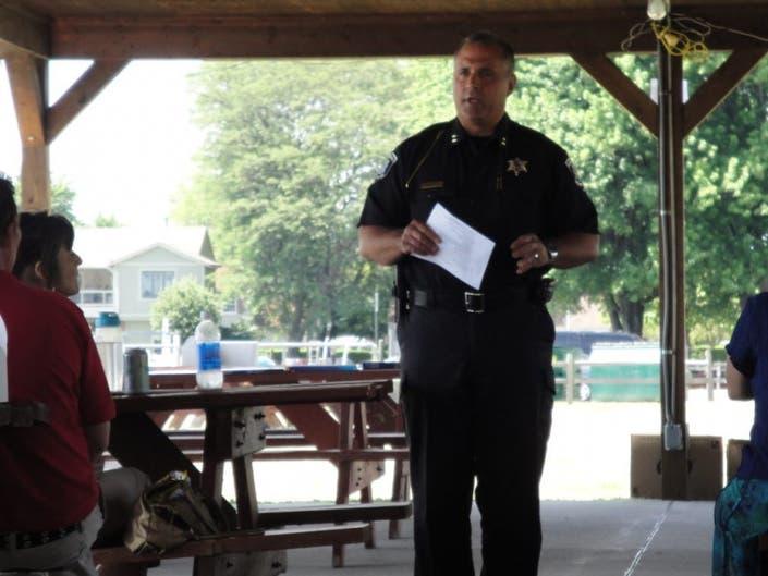 Macomb County Sheriff Talks Crime, Technology, Jail | New