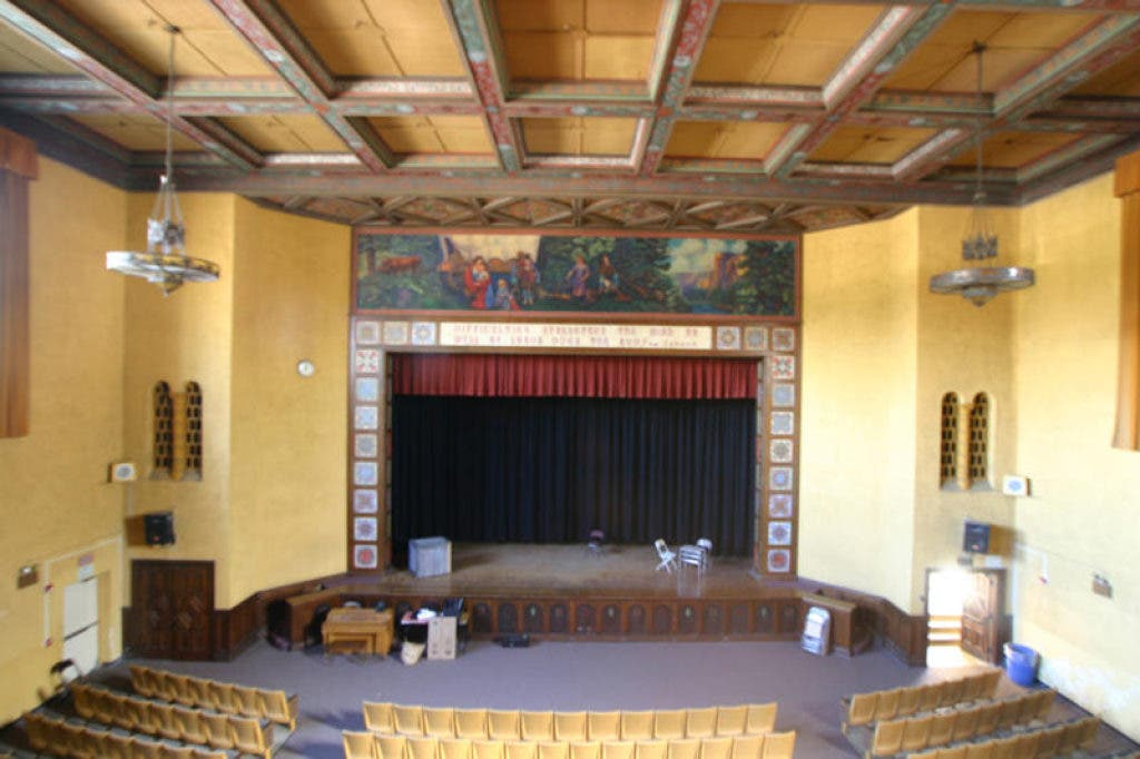 Restoring Historic Artwork at South Pasadena Middle School