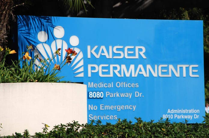 kaiser permanente claims world record for flu shots in 8