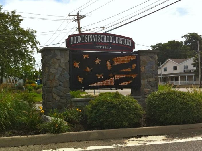 New Mount Sinai School Budget Comes in Lower Than Last