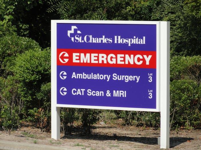 st charles hospital port jefferson