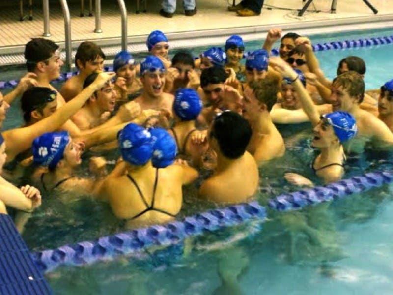 Swimming Flint Hill Boys Girls Earn Wins Oakton Va Patch