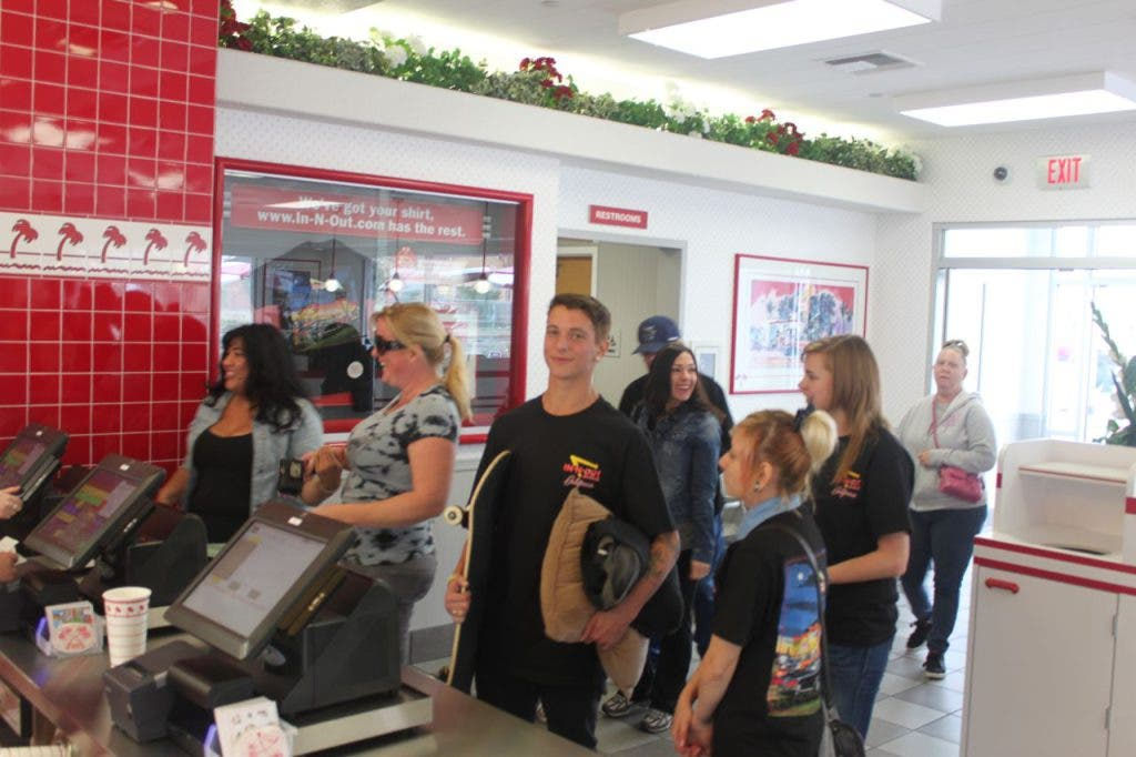 Photos: Santee In-N-Out Burger Grand Opening November 28