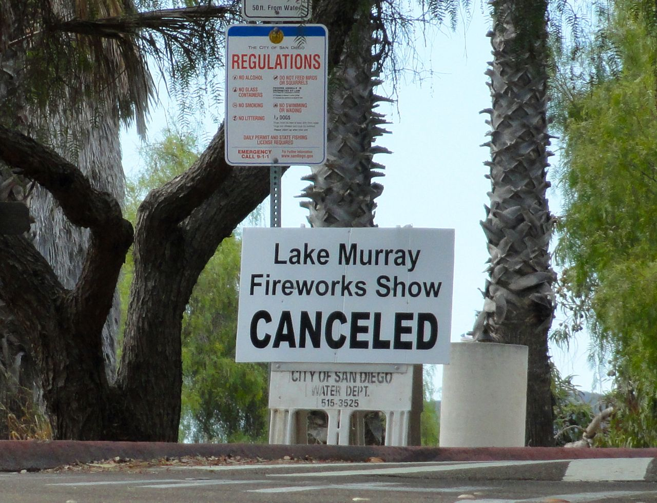 Lake Murray Fourth of July Fireworks Show Canceled Again